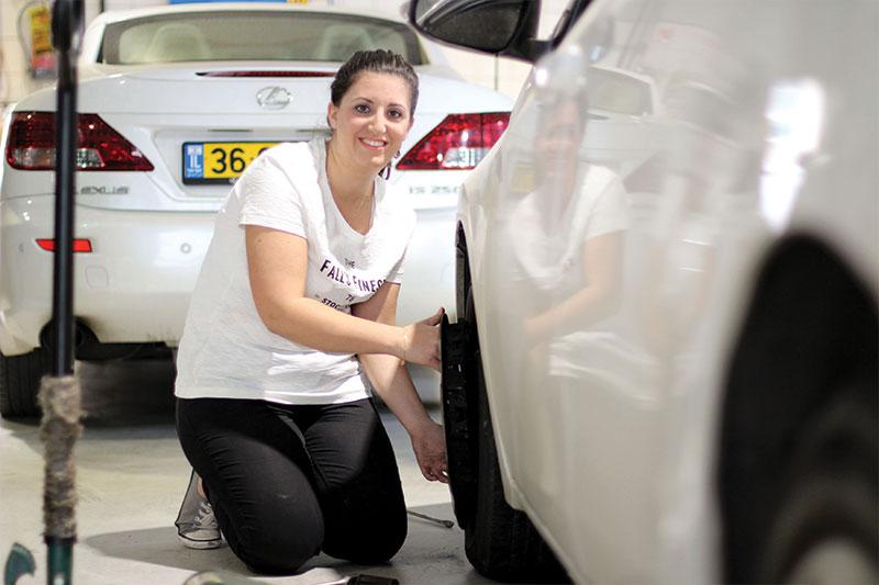 סדנה בתחזוקת רכב- אוטול׳ה